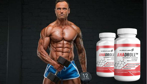 Bodybuilding and Anadrol