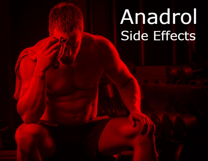 Side Effects of Anadrol